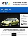 MTA Expert Peugeot 207 3 portes