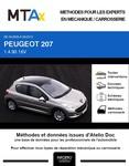 MTA Expert Peugeot 207 5 portes