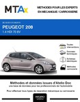 MTA Expert Peugeot 208 I 5 portes