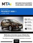 MTA Expert Peugeot 3008 I phase 2