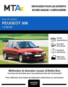MTA Expert Peugeot 306 5 portes phase 2