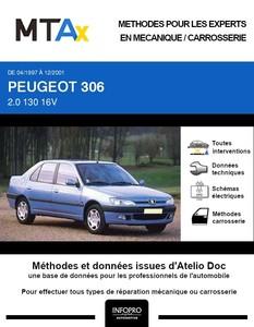 MTA Expert Peugeot 306 berline phase 2