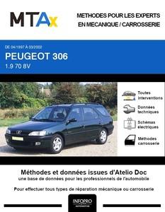 MTA Expert Peugeot 306 break phase 2