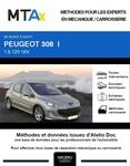 MTA Expert Peugeot 308 I 5 portes phase 1