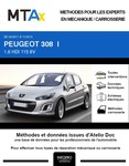 MTA Expert Peugeot 308 I 5 portes phase 2