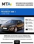 MTA Expert Peugeot 308 I SW phase 2