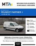 MTA Expert Peugeot Partner I Fourgon 5 portes phase 2