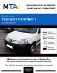 MTA Expert Peugeot Partner I Plancher Cabine phase 2