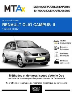 MTA Expert Renault Clio II Campus 3 portes