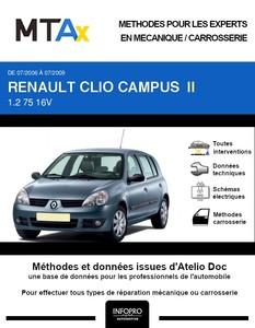 MTA Expert Renault Clio II Campus 5 portes