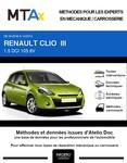 MTA Expert Renault Clio III 3 portes phase 2