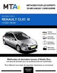 MTA Expert Renault Clio III break phase 2