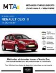 MTA Expert Renault Clio III phase 2 5 portes