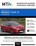 MTA Expert Renault Clio IV break phase 1 5 portes