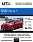 MTA Expert Renault Clio IV phase 1 5 portes