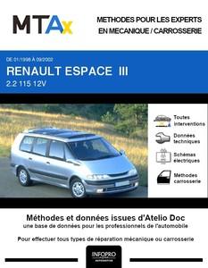 MTA Expert Renault Espace III Grand