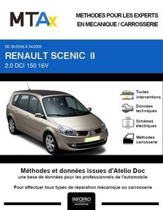 MTA Expert Renault Grand Scénic II phase 2
