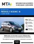 MTA Expert Renault Grand Scénic III phase 1