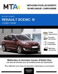 MTA Expert Renault Grand Scénic III phase 2