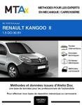 MTA Expert Renault Kangoo II phase 2