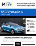 MTA Expert Renault Mégane III 5 portes phase 2