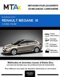 MTA Expert Renault Mégane III break phase 1