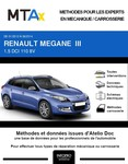 MTA Expert Renault Mégane III break phase 2