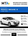MTA Expert Renault Mégane III coupé 3 portes phase 2