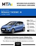 MTA Expert Renault Scénic III phase 2