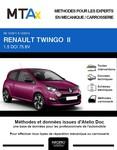 MTA Expert Renault Twingo II phase 2