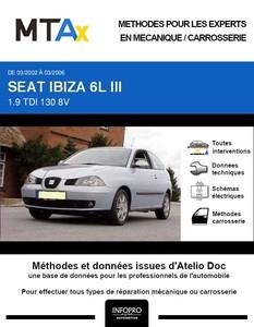 MTA Expert Seat Ibiza III 3 portes phase 1