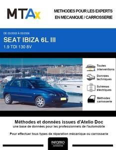 MTA Expert Seat Ibiza III 5 portes phase 1