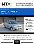MTA Expert Toyota Yaris I 5 portes phase 2