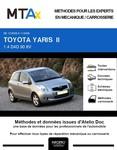 MTA Expert Toyota Yaris II 3 portes phase 1