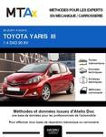 MTA Expert Toyota Yaris III 5 portes phase 1