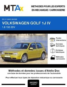 MTA Expert Volkswagen Golf IV 3 portes