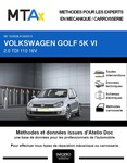 MTA Expert Volkswagen Golf VI 3 portes
