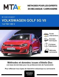 MTA Expert Volkswagen Golf VII 3 portes