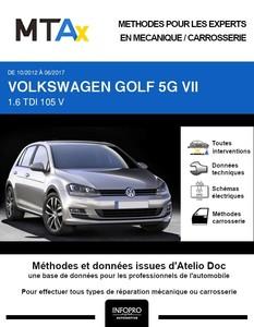MTA Expert Volkswagen Golf VII 5 portes