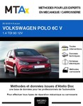 MTA Expert Volkswagen Polo V 5 portes phase 2