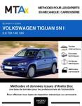 MTA Expert Volkswagen Tiguan I phase 2