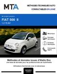 MTA Fiat 500 3 portes phase 1