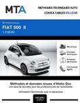 MTA Fiat 500 3 portes phase 2