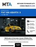 MTA Fiat 500 Abarth 3 portes phase 2