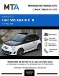 MTA Fiat 500 I Abarth cabriolet phase 1