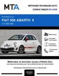 MTA Fiat 500 I Abarth phase 1