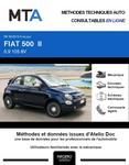 MTA Fiat 500 I cabriolet phase 2