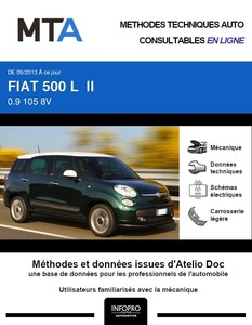 MTA Fiat 500L Living phase 1