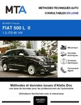MTA Fiat 500L Living phase 2