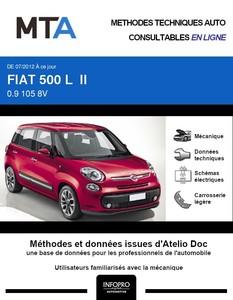 MTA Fiat 500L phase 1